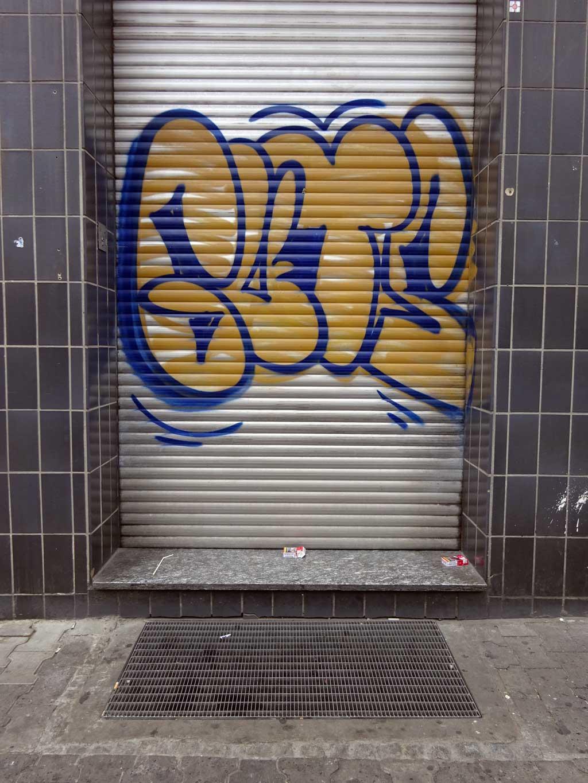 Shutter Art & Garage Door Graffiti