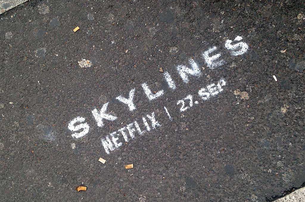 Netflix-Serie SKYLINES