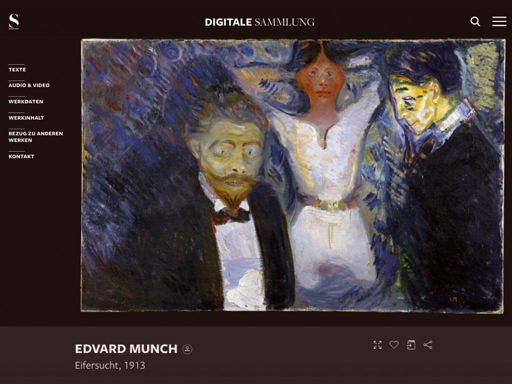 Städel Mixtape: Edvard Munch - Eifersucht