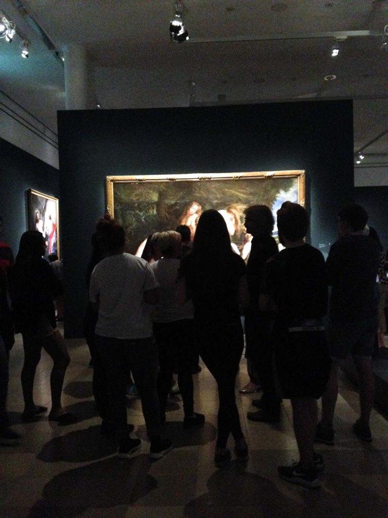 Rubens-Ausstellung im Städel Museum in Frankfurt