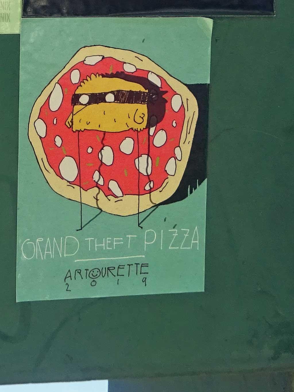 Grand Theft Pizza