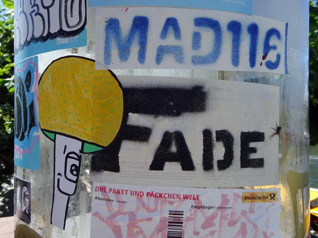 Mad11€, Fade