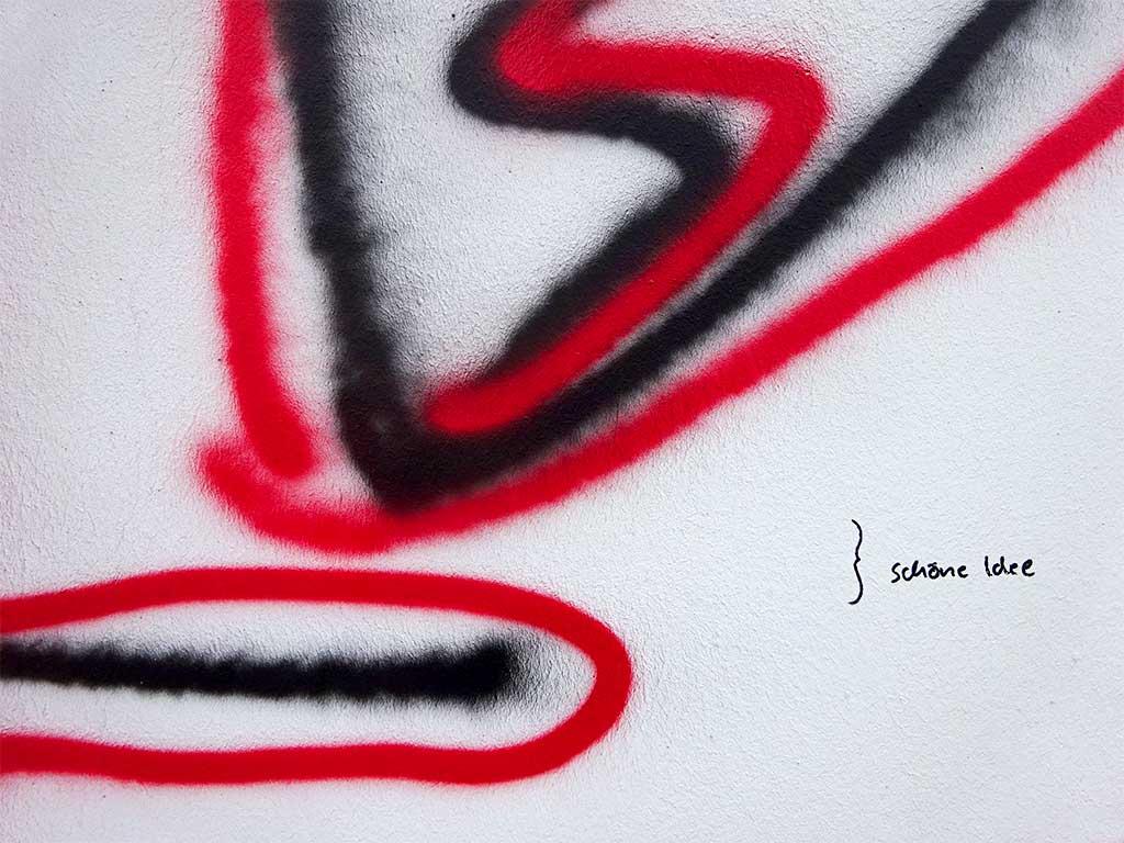 Graffitikritik von der Stylepolizei