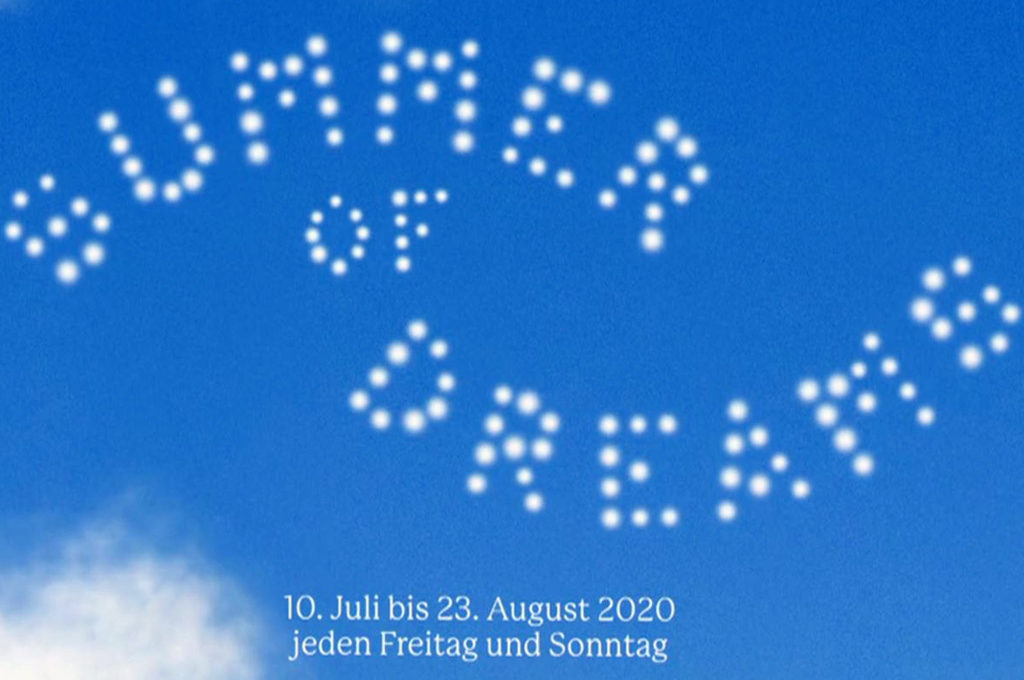 Arte-Sommerprogramm 2020 - Summer of Dreams