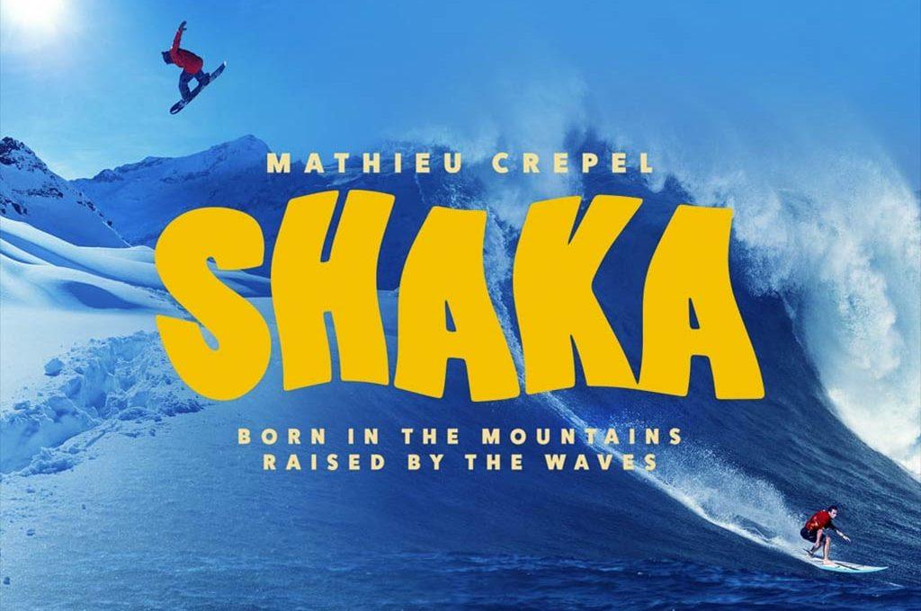 Surf Film Nacht in Frankfurt zeigt den Film Shaka