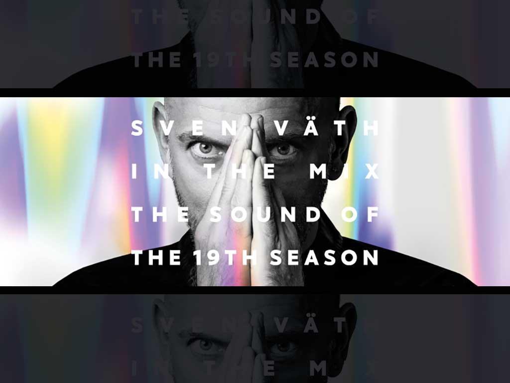 Sven Väth - The Sound of the 19th Season