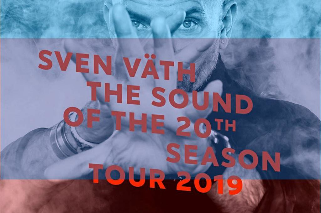 Sven Väth - The Sound of the 20th Season