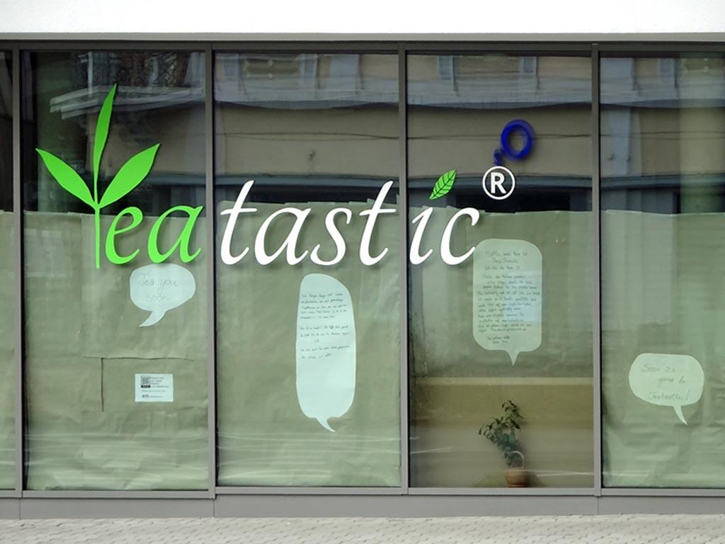 teatastic - Teegeschäft in der Höhenstraße in Frankfurt