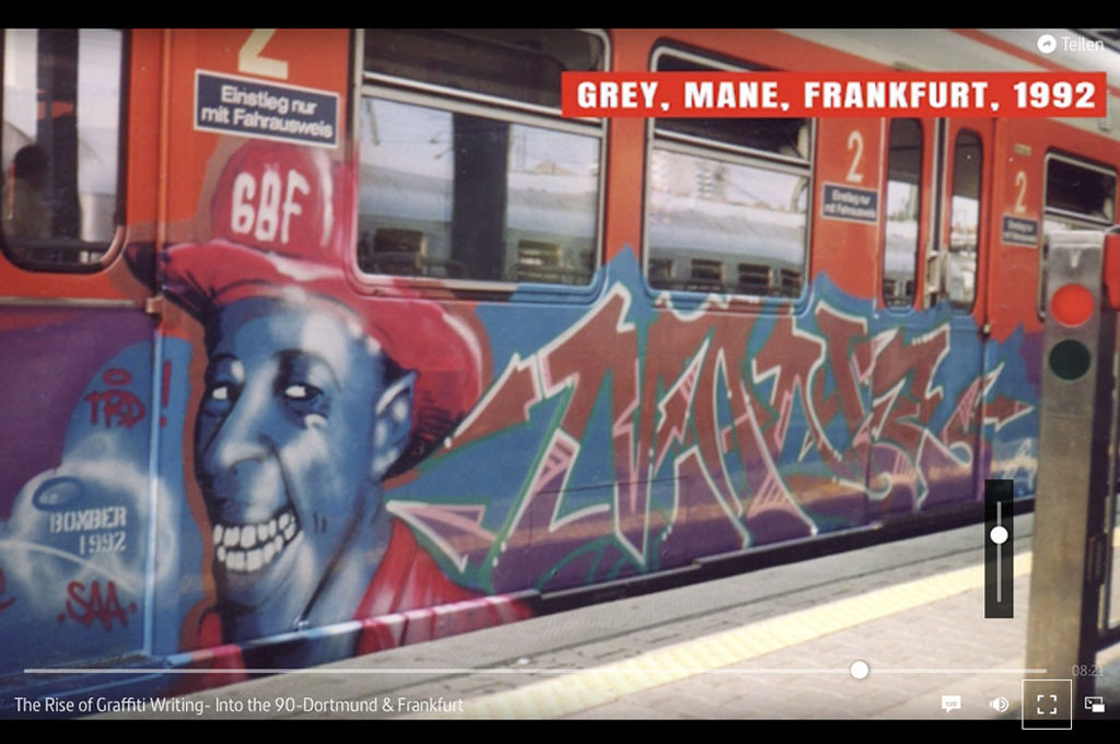 The Rise of Graffiti Writing - Staffel 3