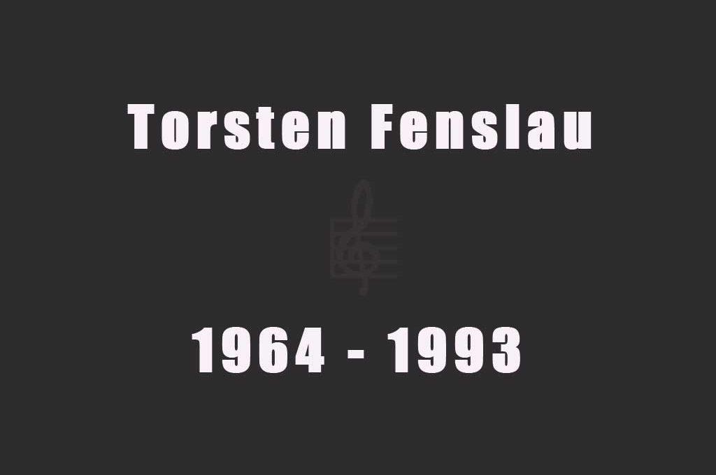 Torsten Fenslau 1964 bis 1993
