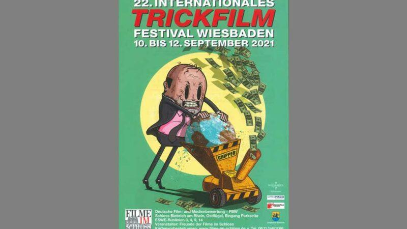 22. Internationales Trickflim Festival Wiesbaden