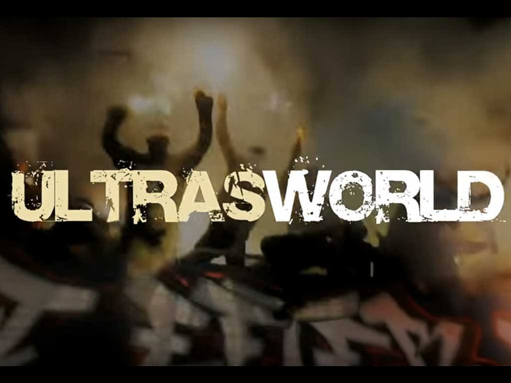 Ultras World auf YouTube