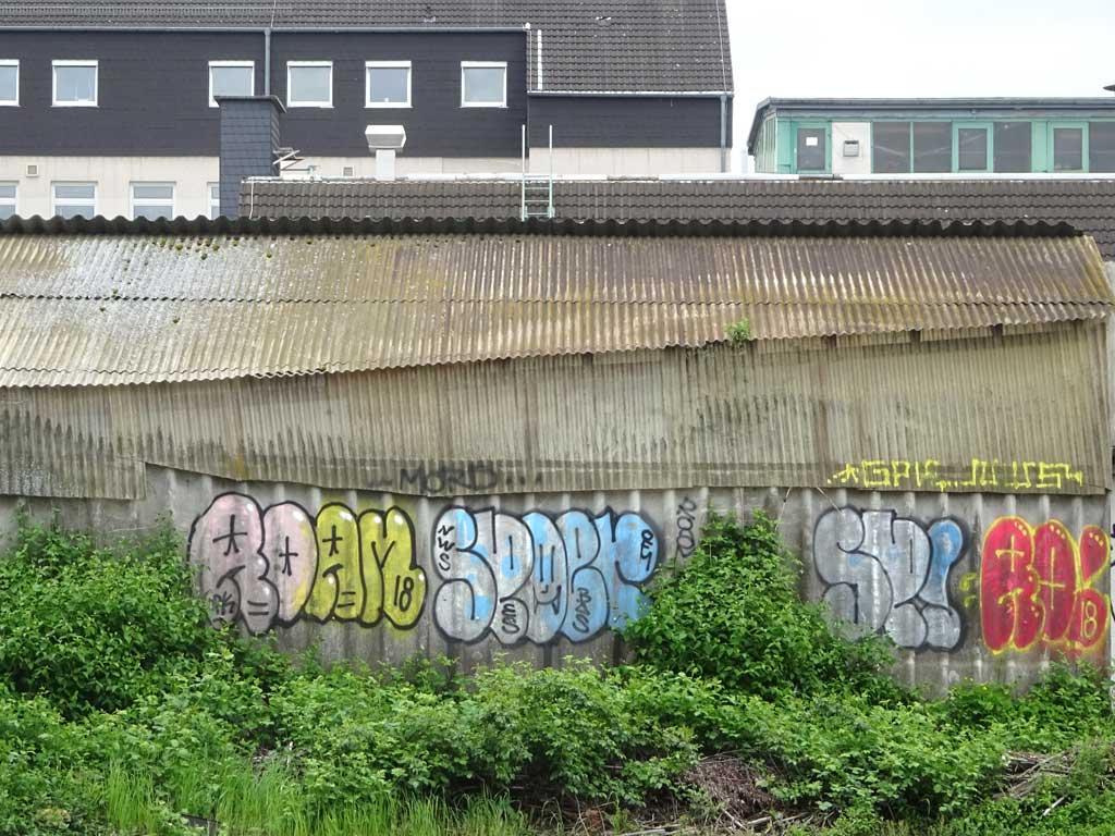 Urban Art in Frankfurt-Fechenheim