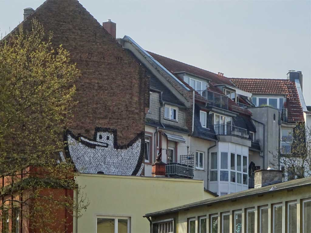 Urban Art in Frankfurt-Ostend