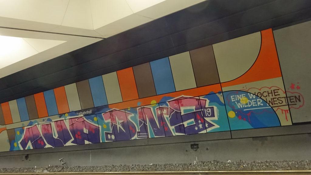 Urban Art in Frankfurt am Main