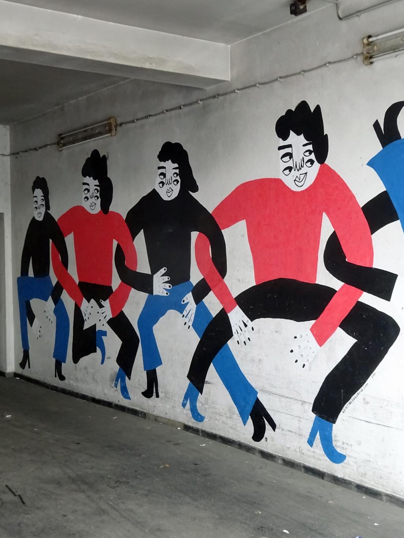Urban Art Frankfurt- Kristina Suvorova