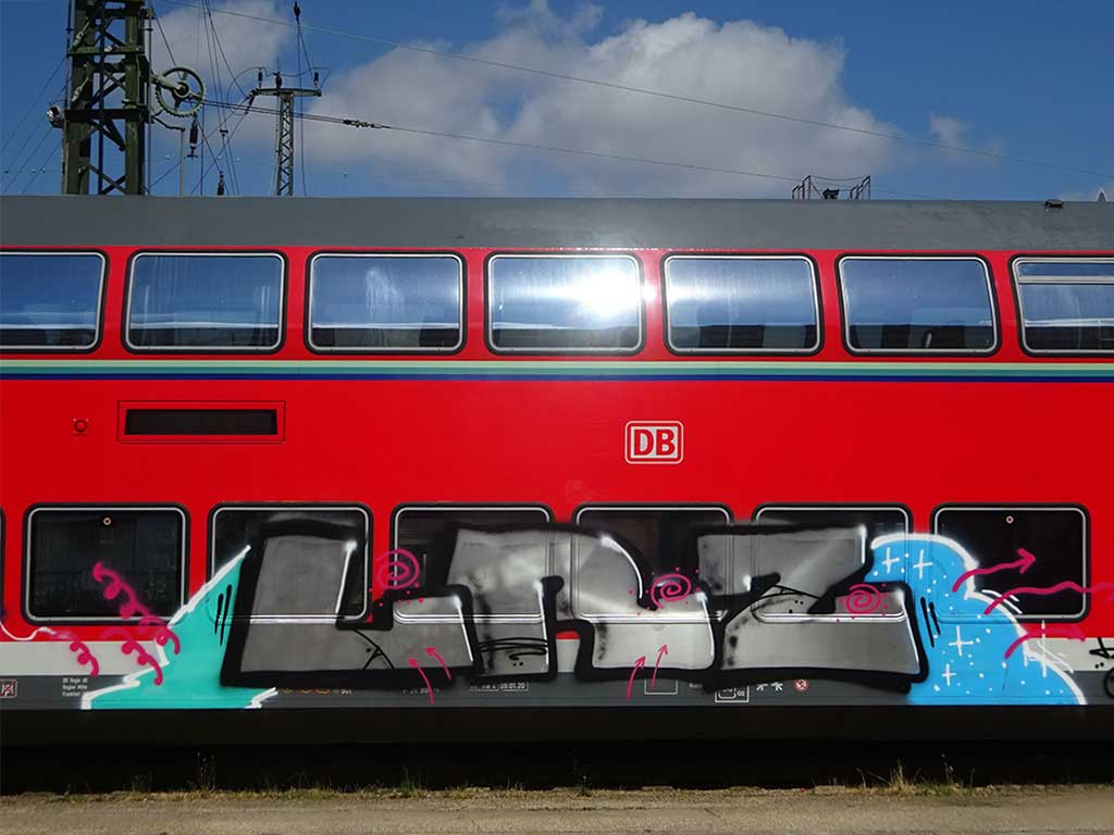 Urban Art Frankfurt