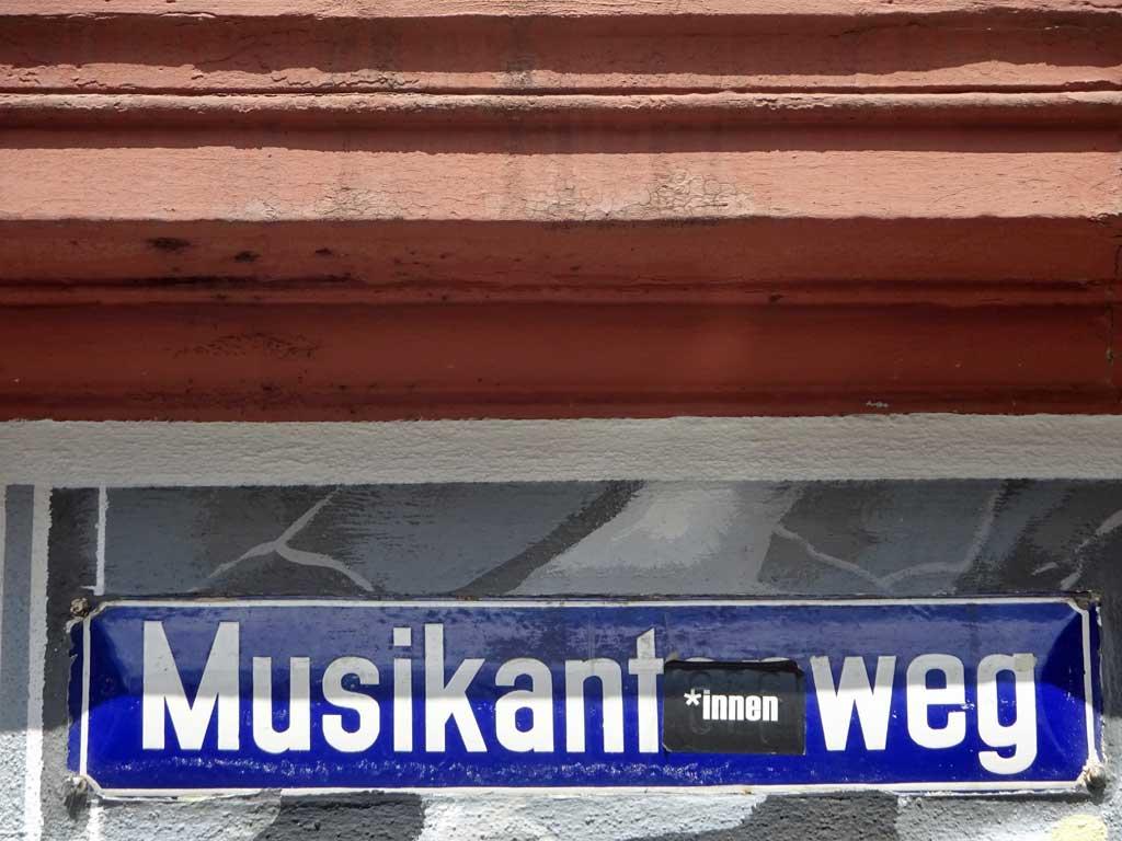 Musikat*innenweg