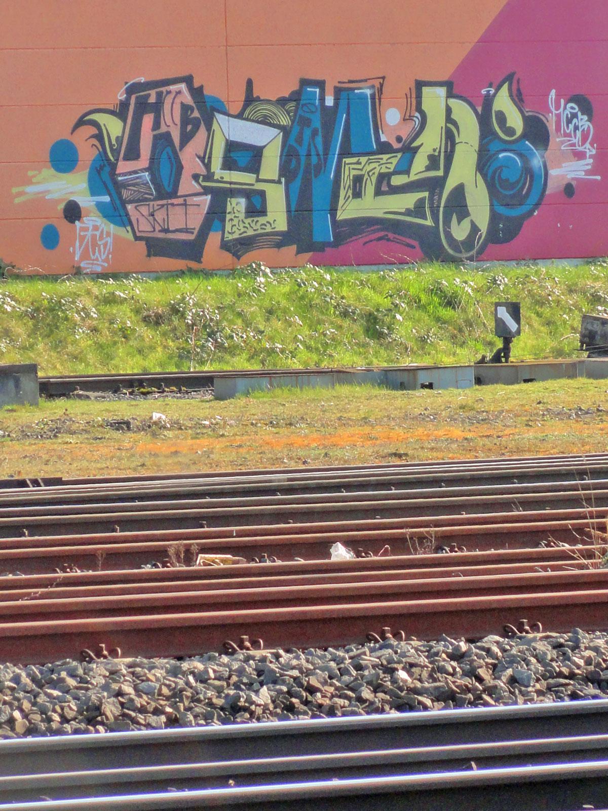 Osman - Urban Art in Frankfurt am Main