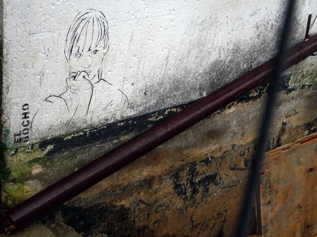 Urban Art Frankfurt - El Bocho