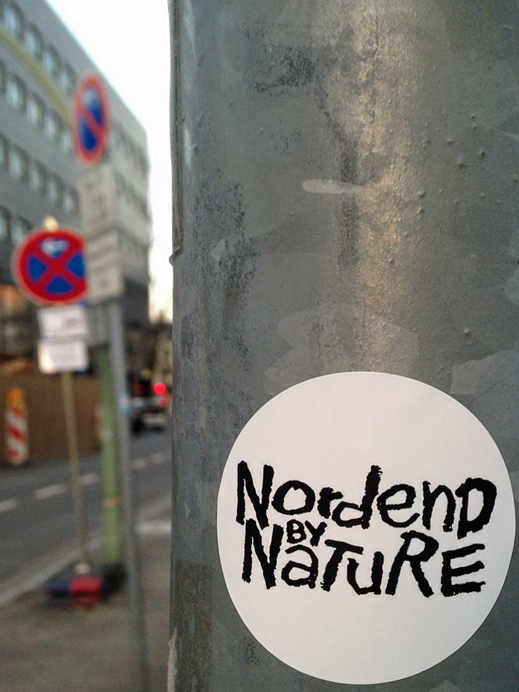 Urban Art Frankfurt - Nordend by Nature