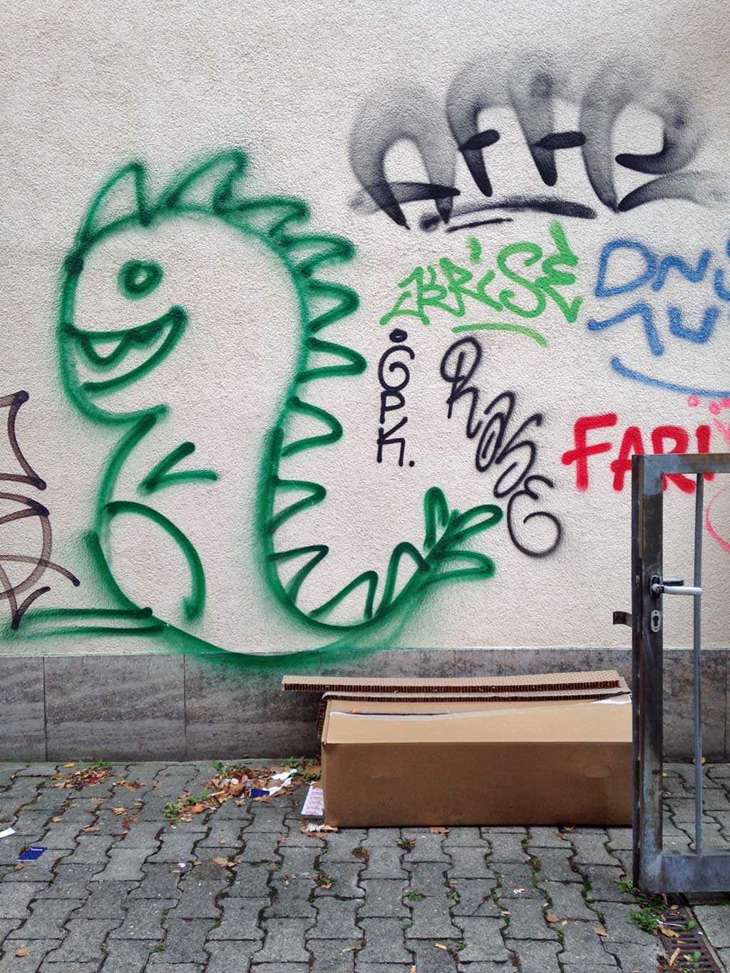 Urban Art in Frankfurt am Main