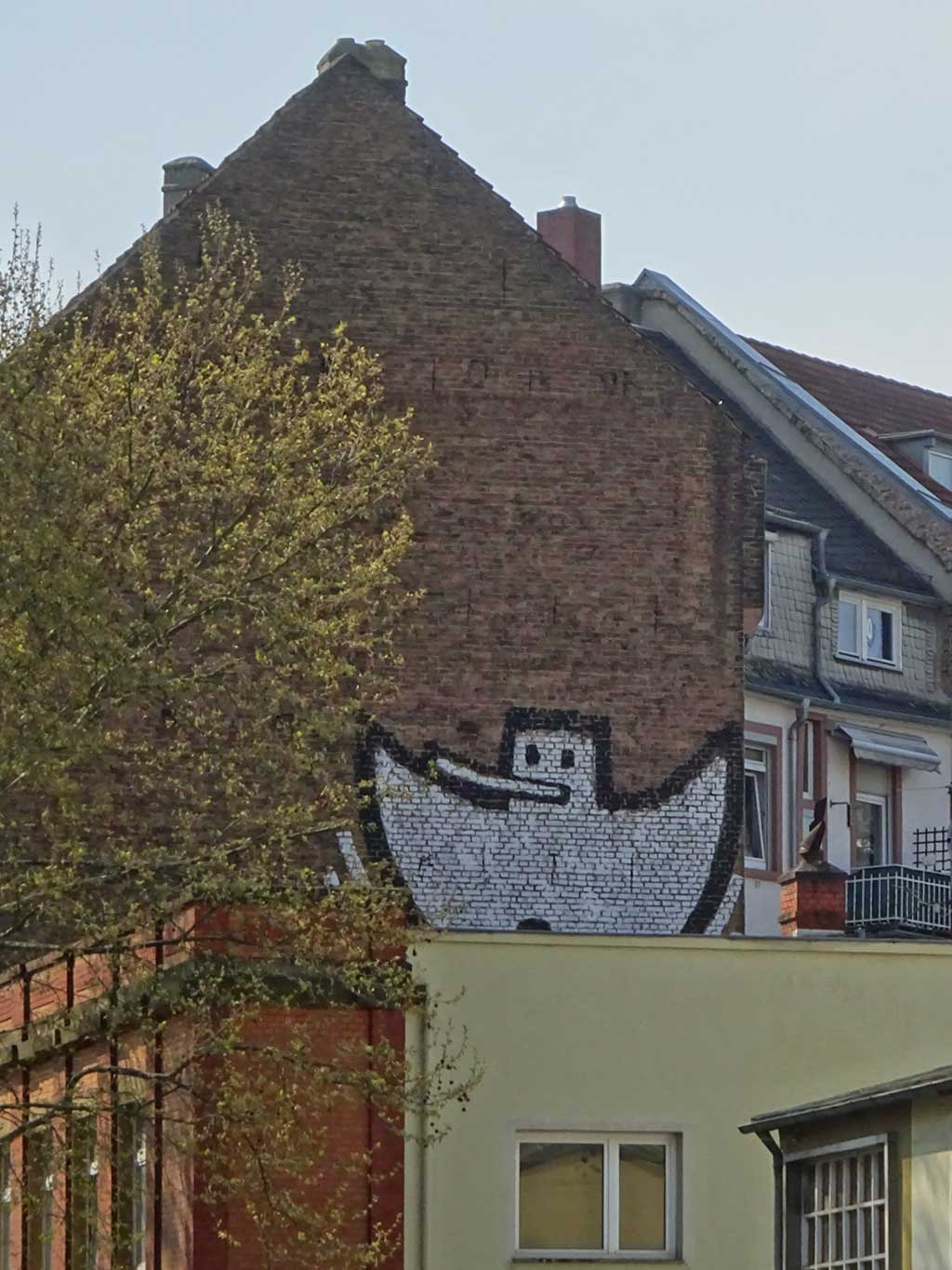 Urban Art - Rooftops