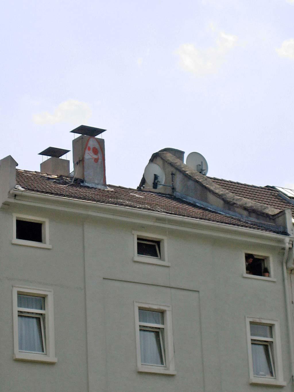 Urban Art Frankfurt - Rooftops
