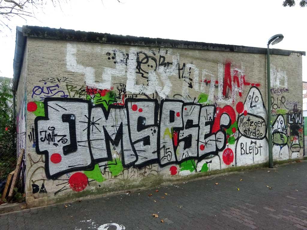 Urban Art in Hanau