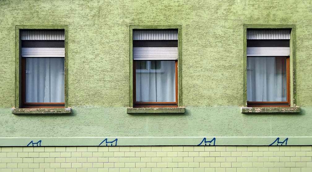 Urban Art Frankfurt - Katzenohren