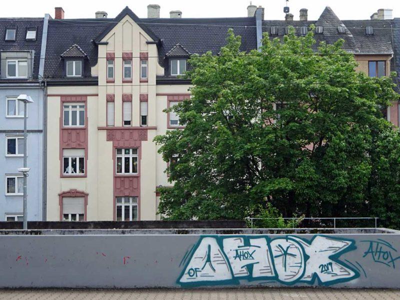 Urban Art in Offenbach