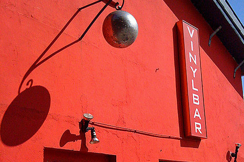 Vinylbar in Frankfurt