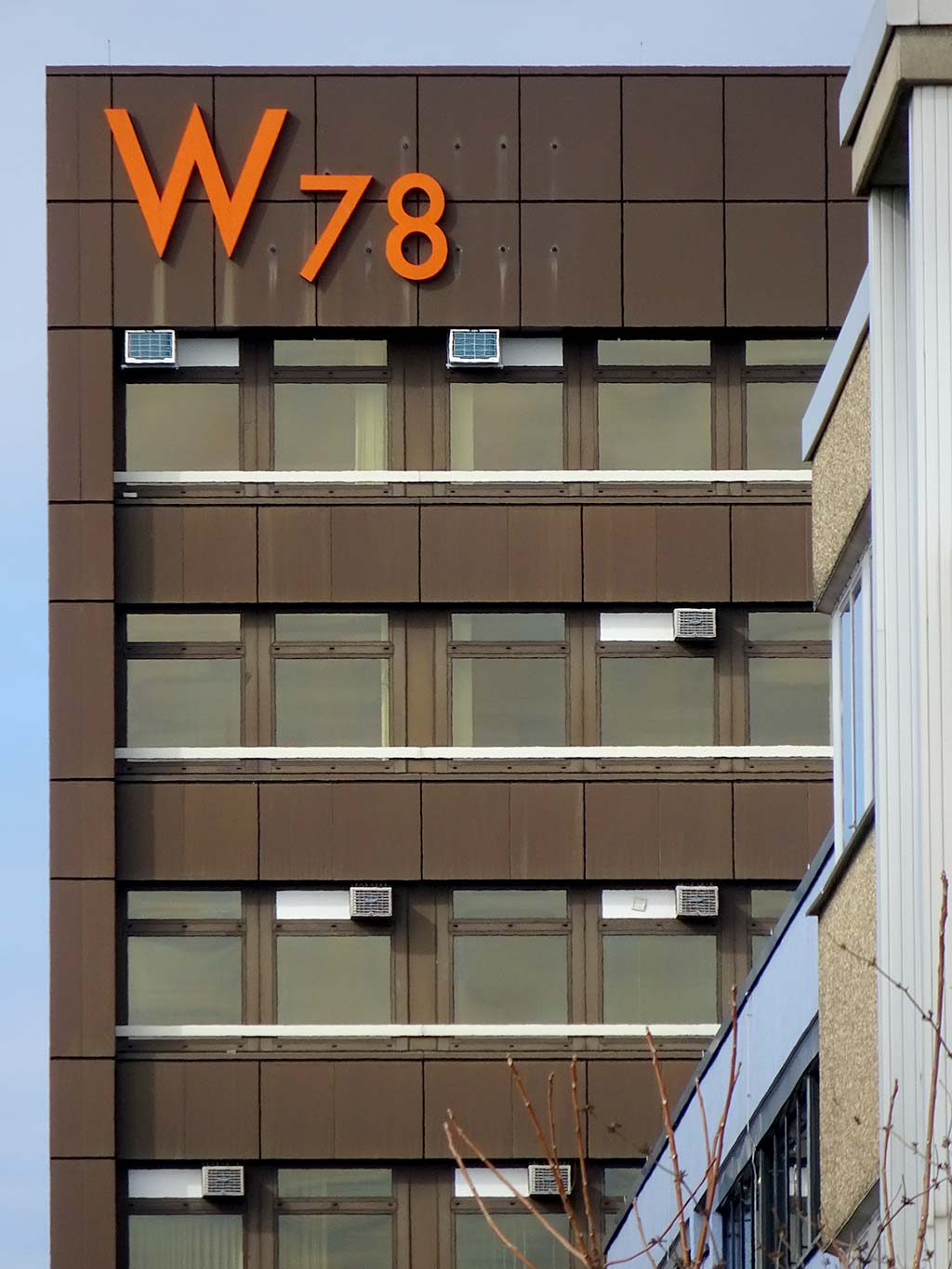 W78 in Frankfurt am Main