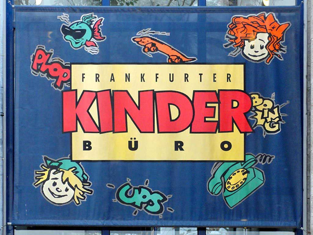 Frankfurter Kinderbüro am Heideplatz im Nordend