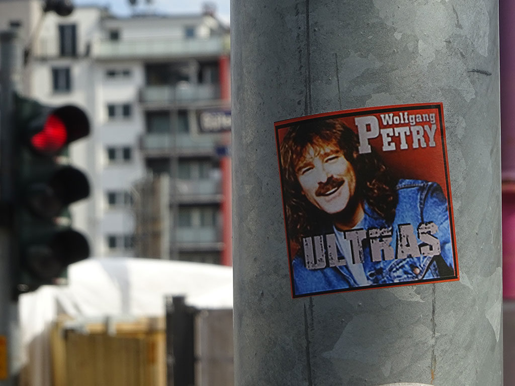 Wolfgang Petry Ultras