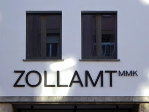 Zollamt MMK in Frankfurt
